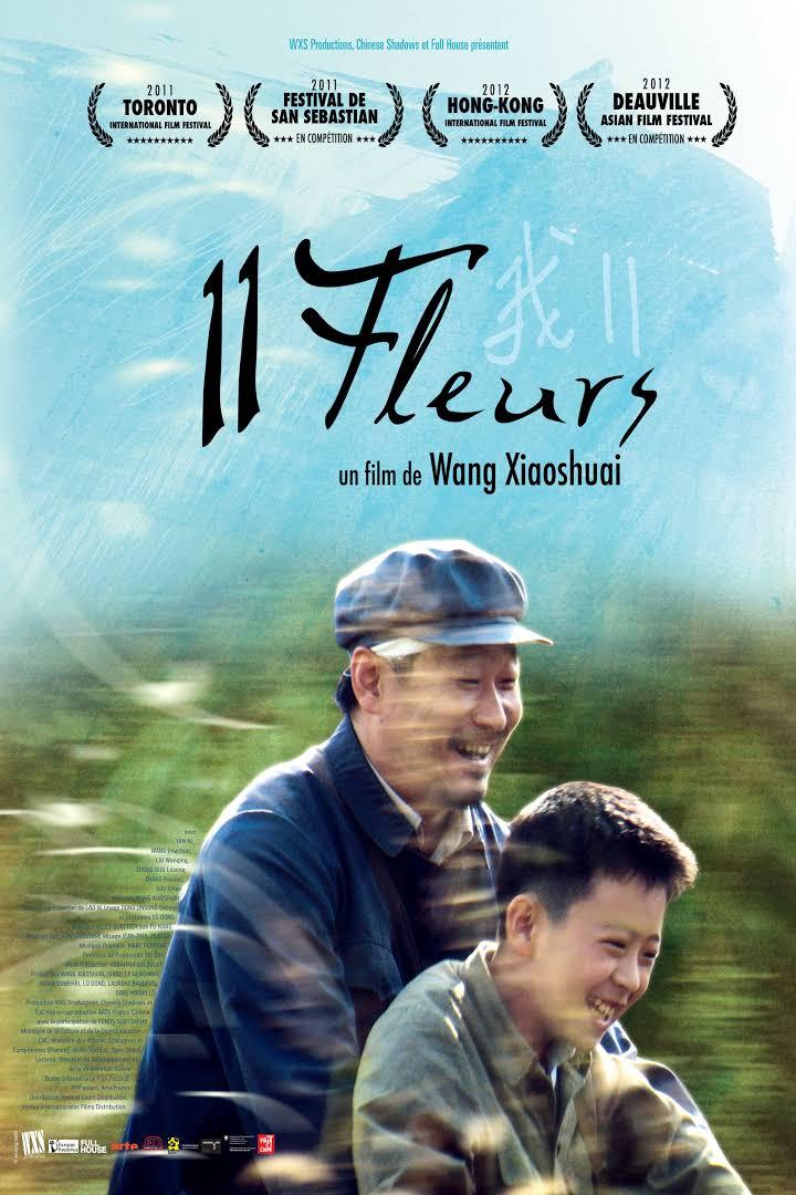 11 Fleurs de Wang Xiaoshuai (2012)