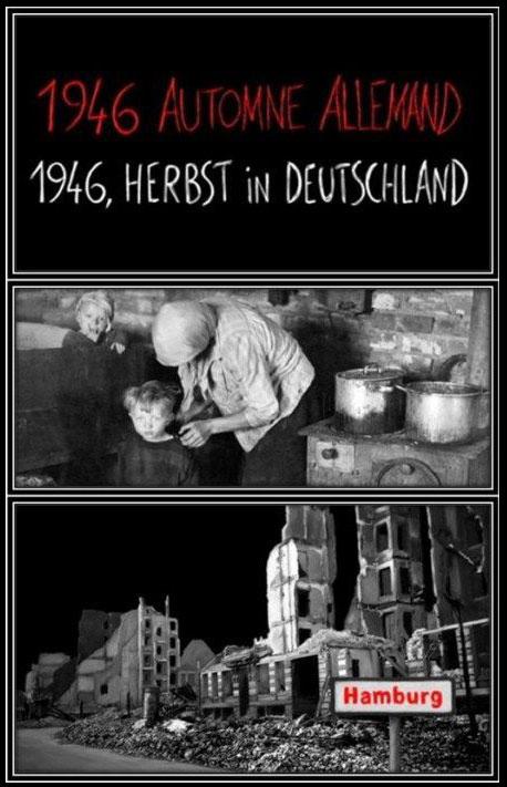 1946, Automne allemand de Michaël Gaumnitz
