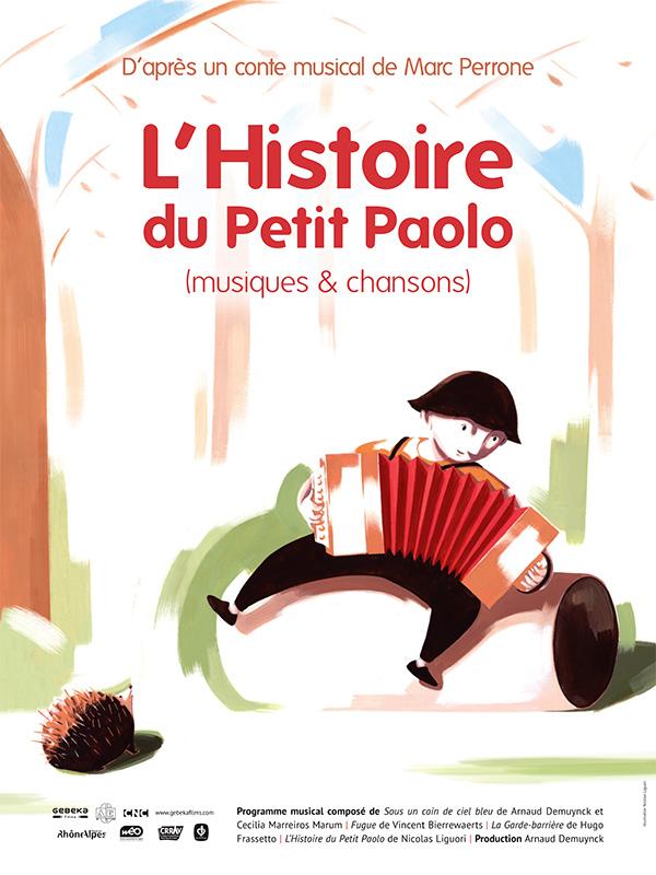 L'histoire du Petit Paolo de Nicolas Liguori (2011)