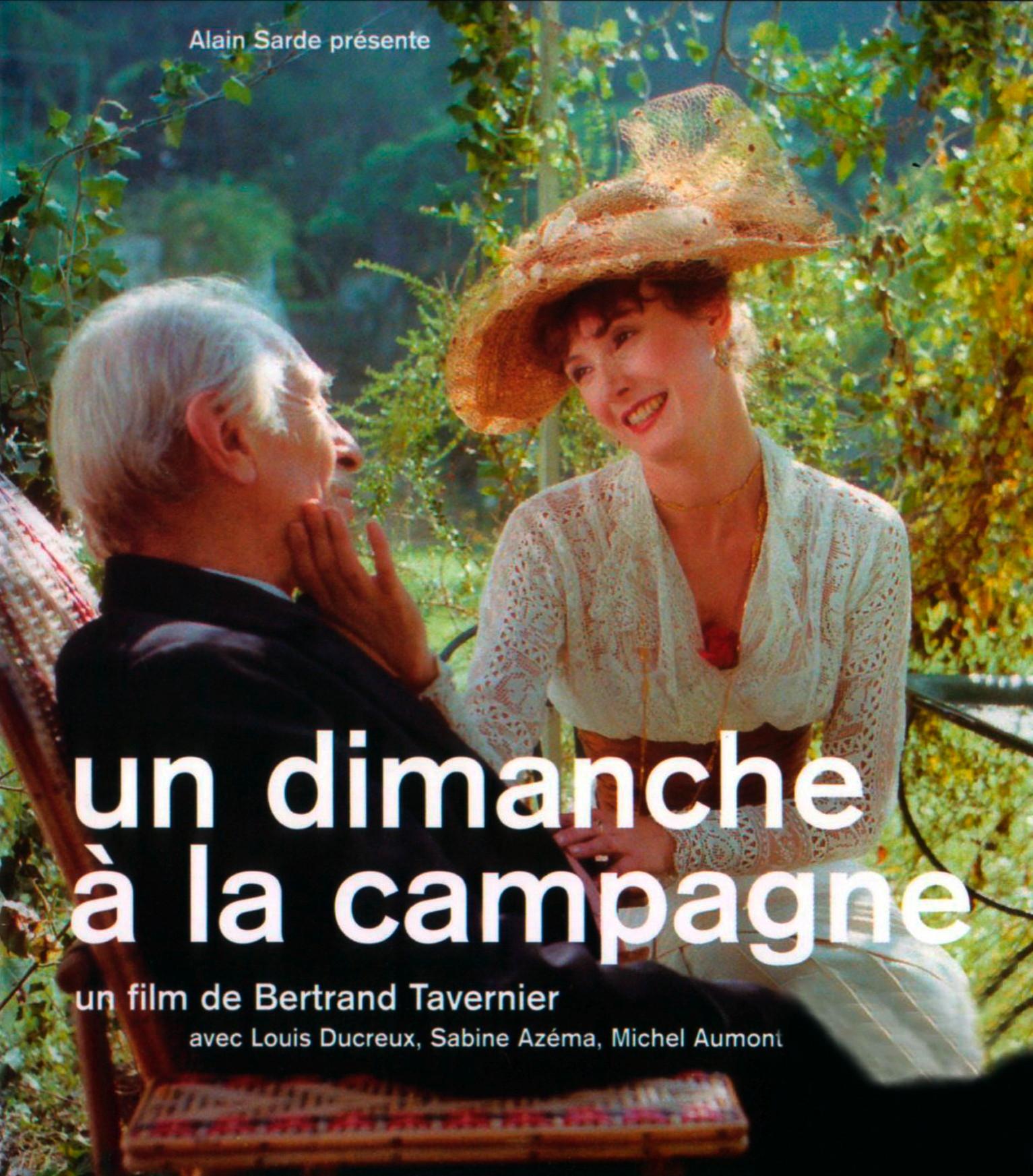 Un dimanche à la campagne de Bertrand Tavernier (1984)